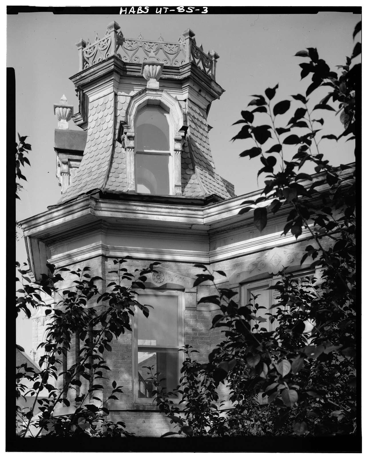 William H. Culmer House, 33 C Street, Salt Lake City, Salt Lake County, UT