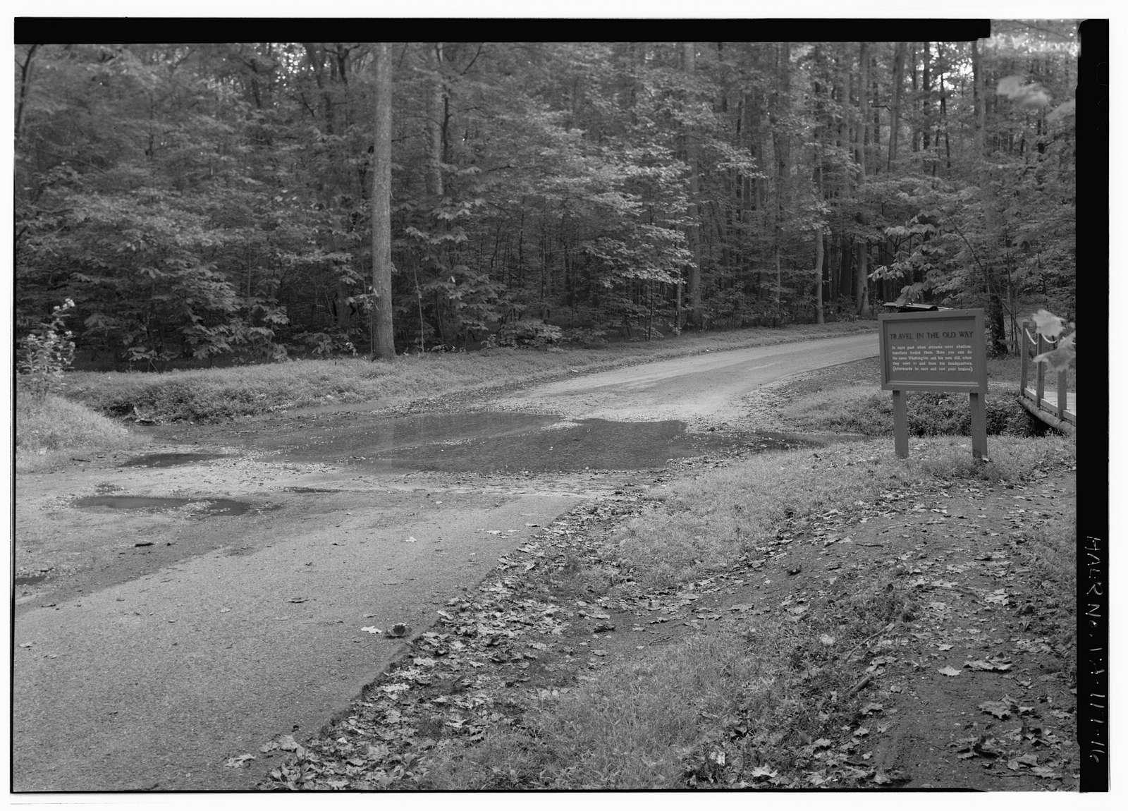Yorktown Battlefield Tour Roads, Yorktown, York County, VA