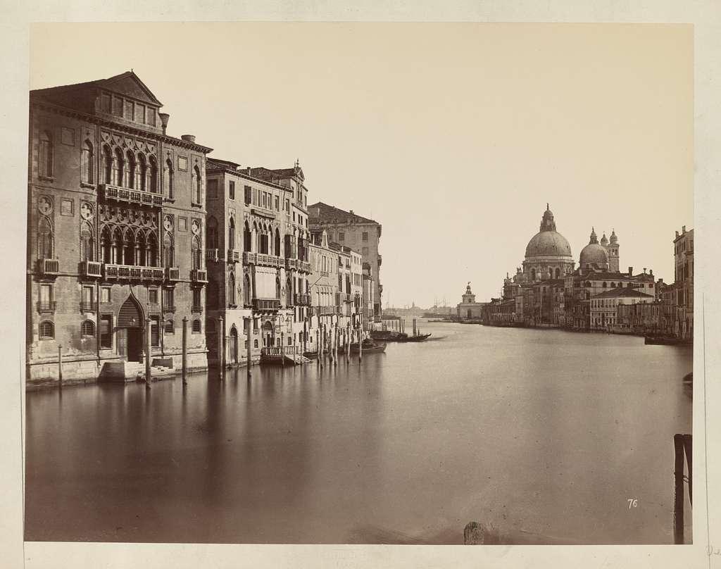Canal Grande dall' Accademia