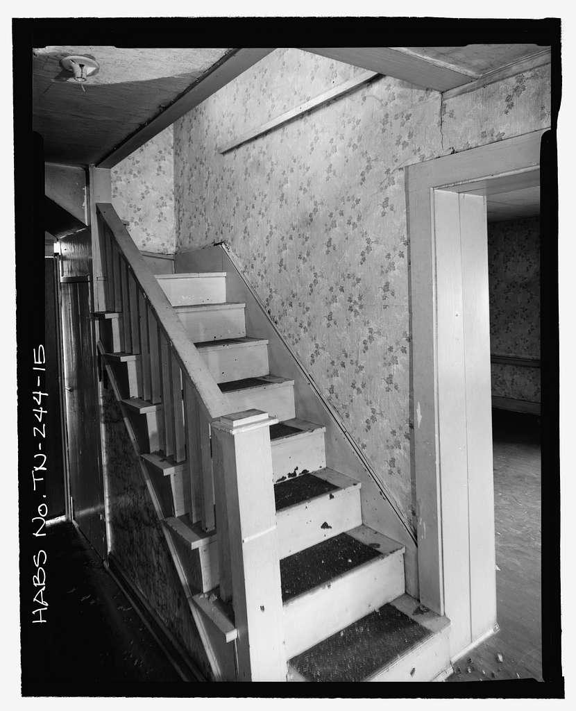 Hammer-Taylor House, 3309 Bristol Highway, Johnson City, Washington County, TN