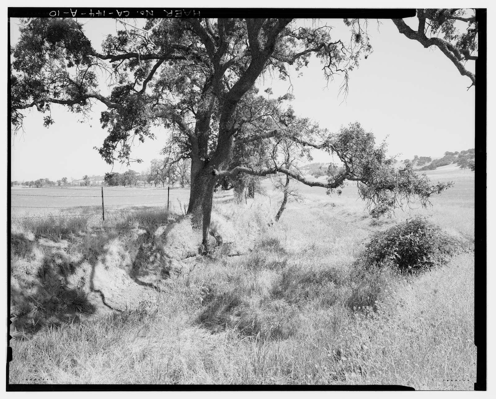 Natomas Ditch System, Blue Ravine Segment, Juncture of Blue Ravine & Green Valley Roads, Folsom, Sacramento County, CA