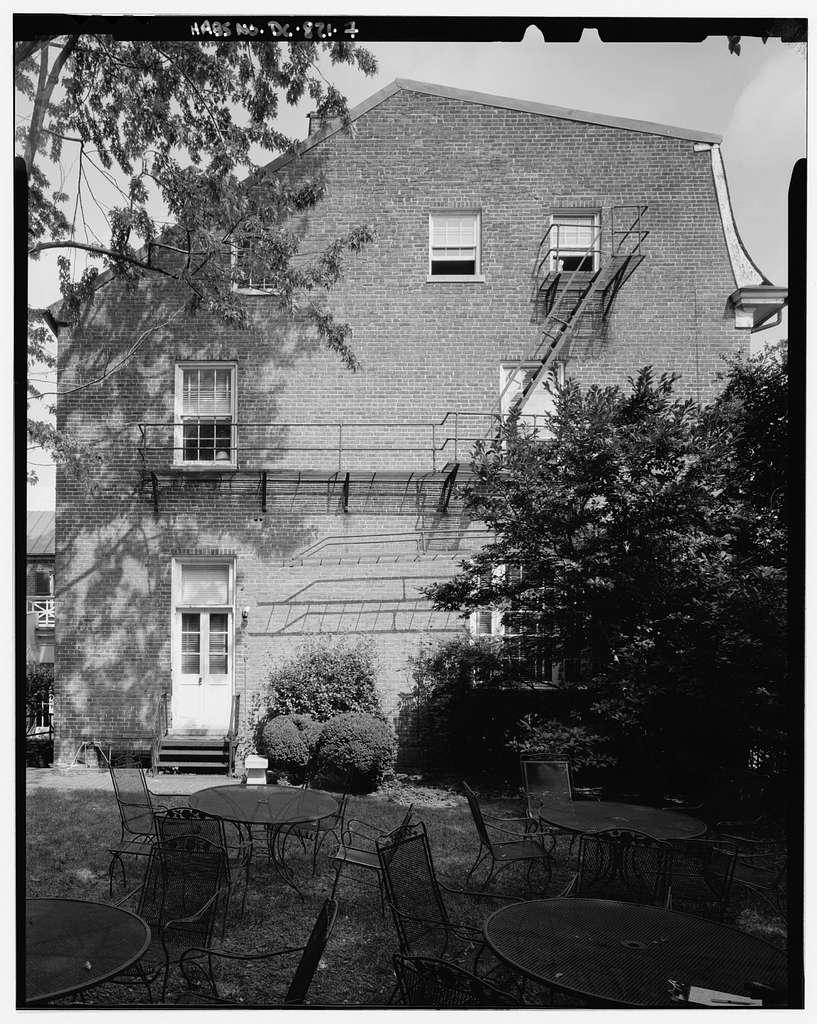 Sewall-Belmont House, 144 Constitution Avenue, Northeast, Washington, District of Columbia, DC