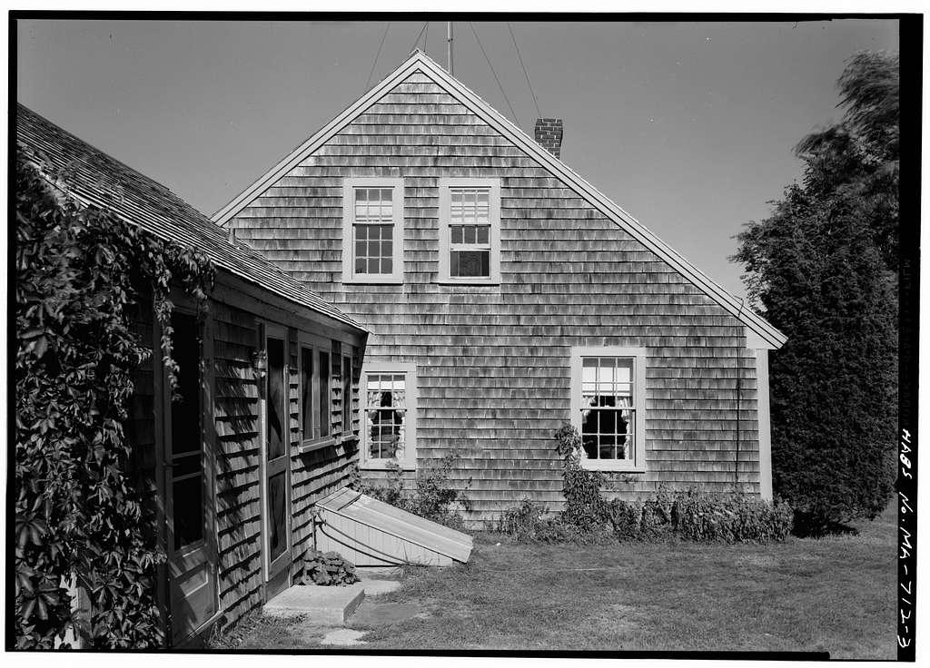 Sylvanus Doane House, Nauset Road, Eastham, Barnstable County, MA