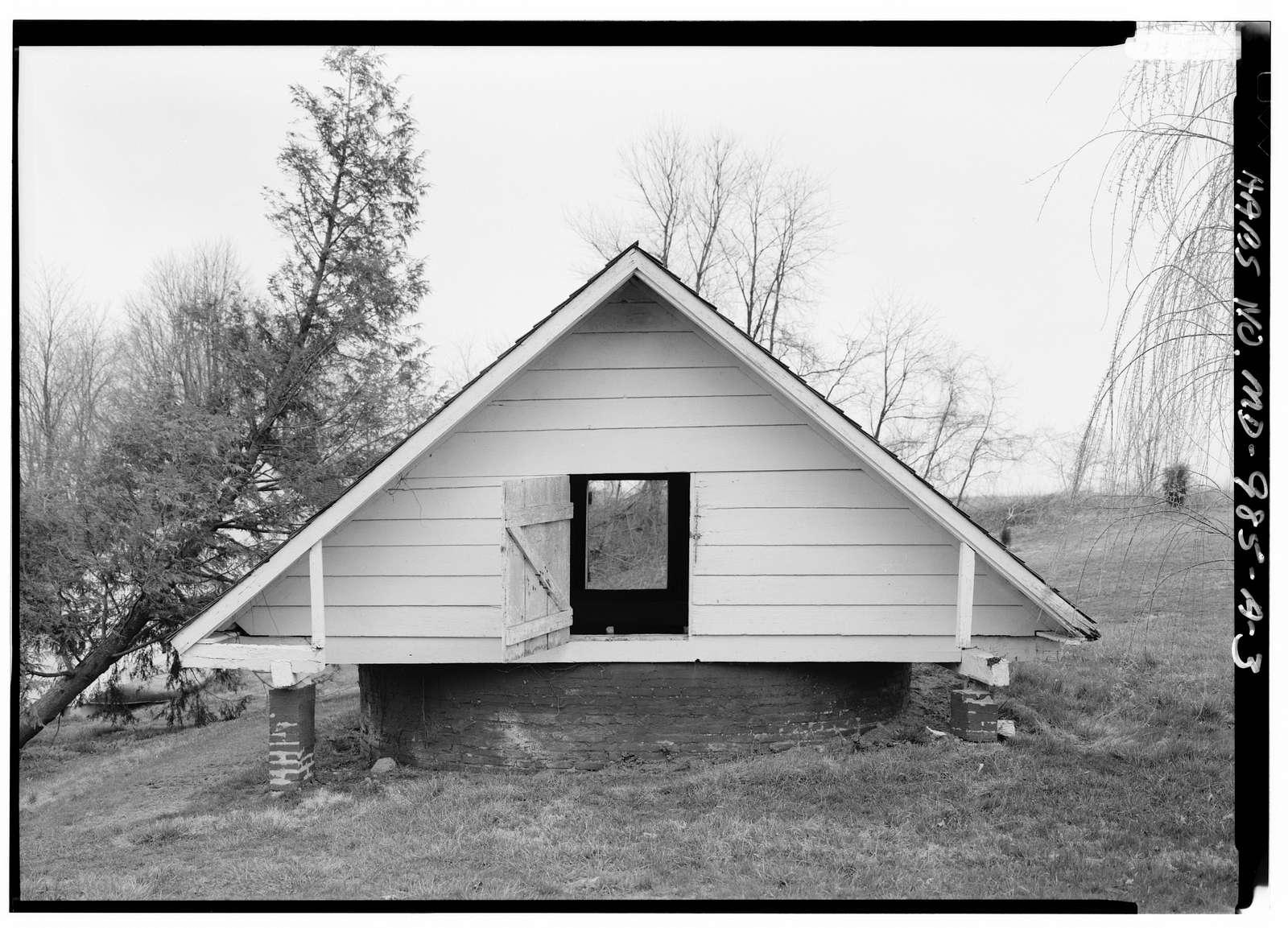 The Cottage, Ice House, Upper Marlboro, Prince George's County, MD