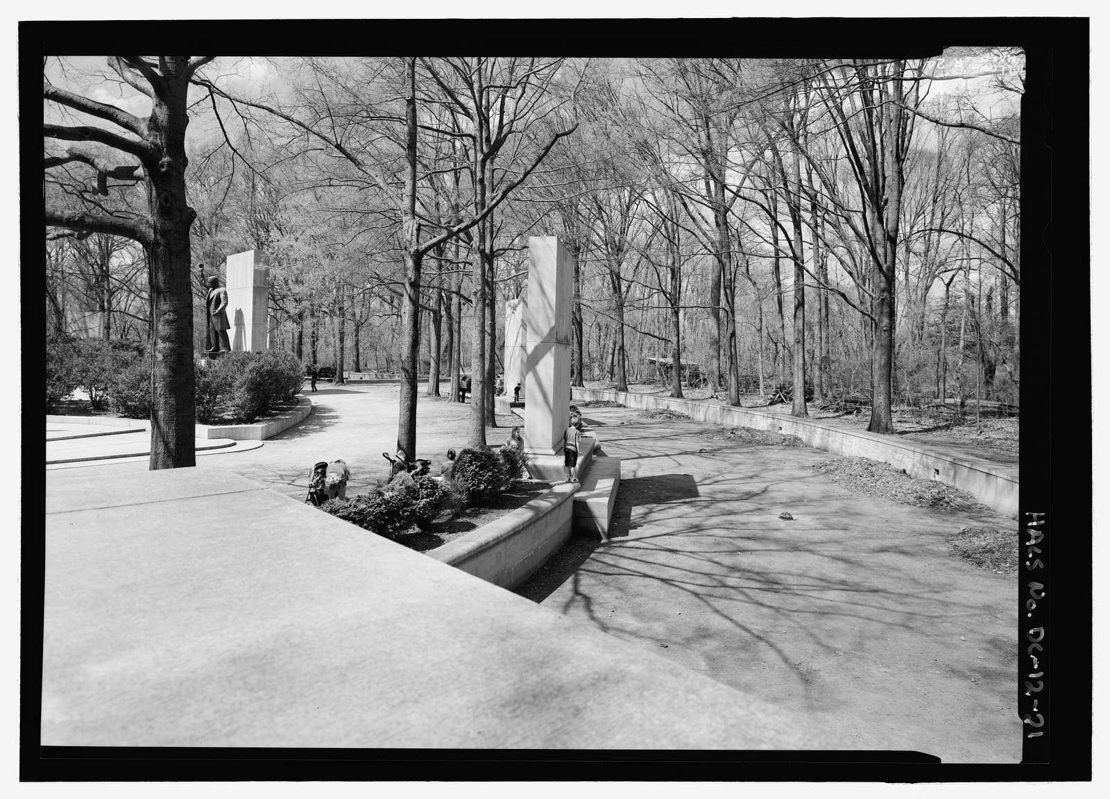 Theodore Roosevelt Island, Potomac River, Washington, District of Columbia, DC