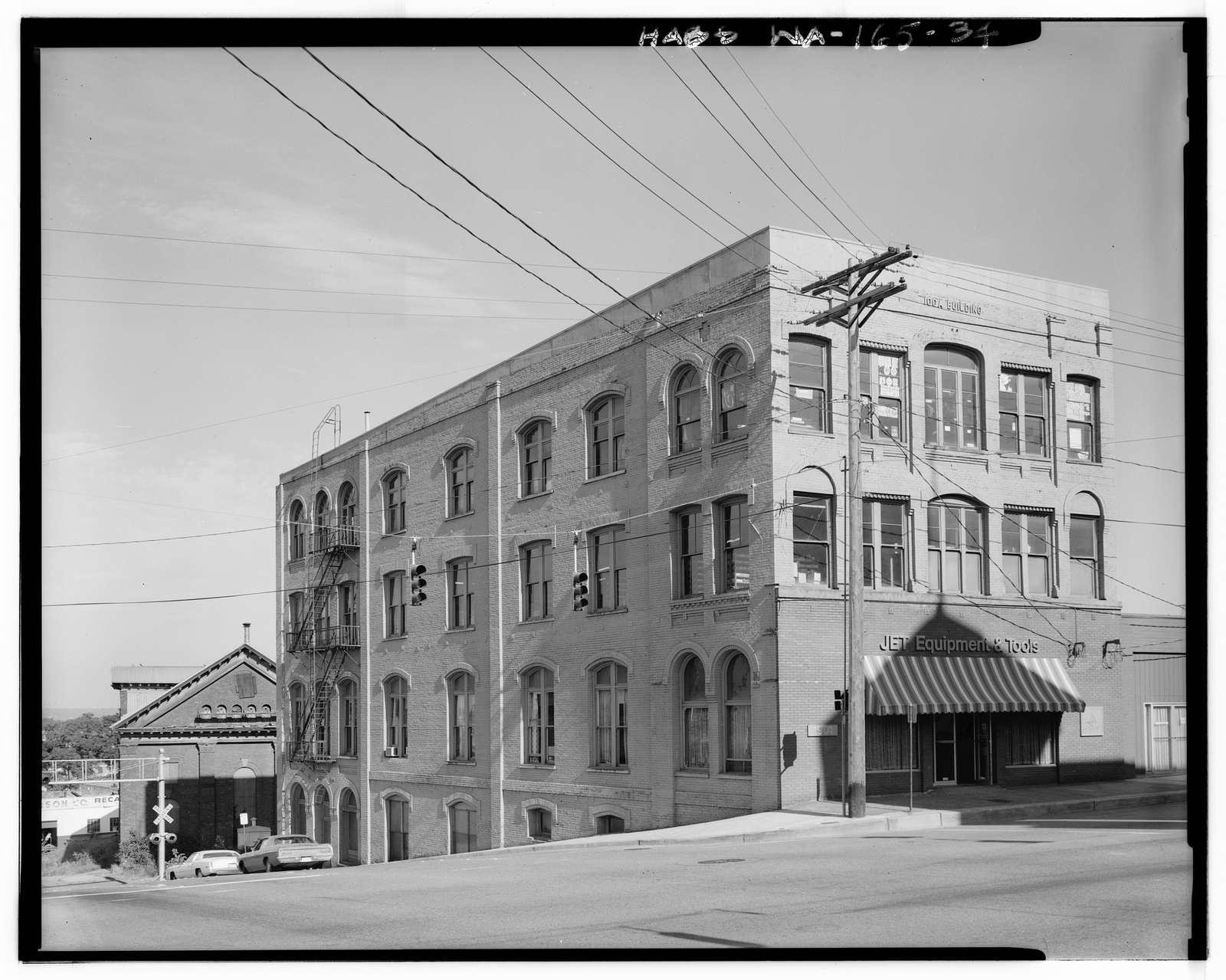 Union Depot Area Study, Tacoma, Pierce County, WA