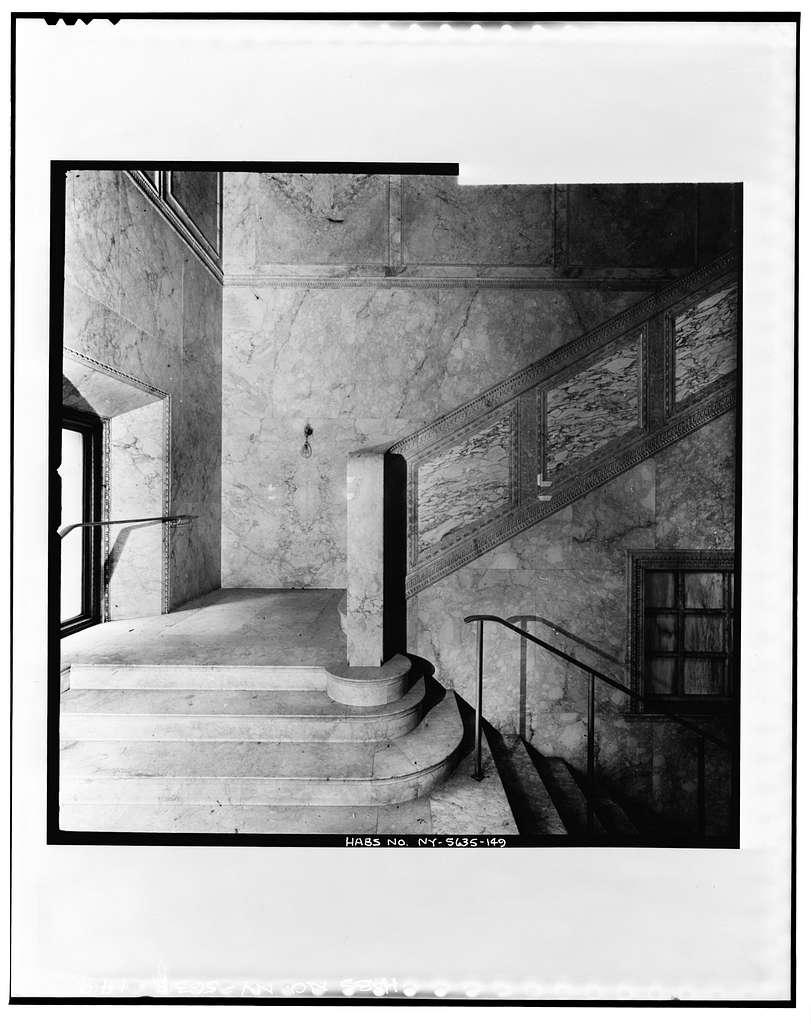 Villard Houses, 451-457 Madison Avenue & 24 East Fifty-first Street, New York, New York County, NY