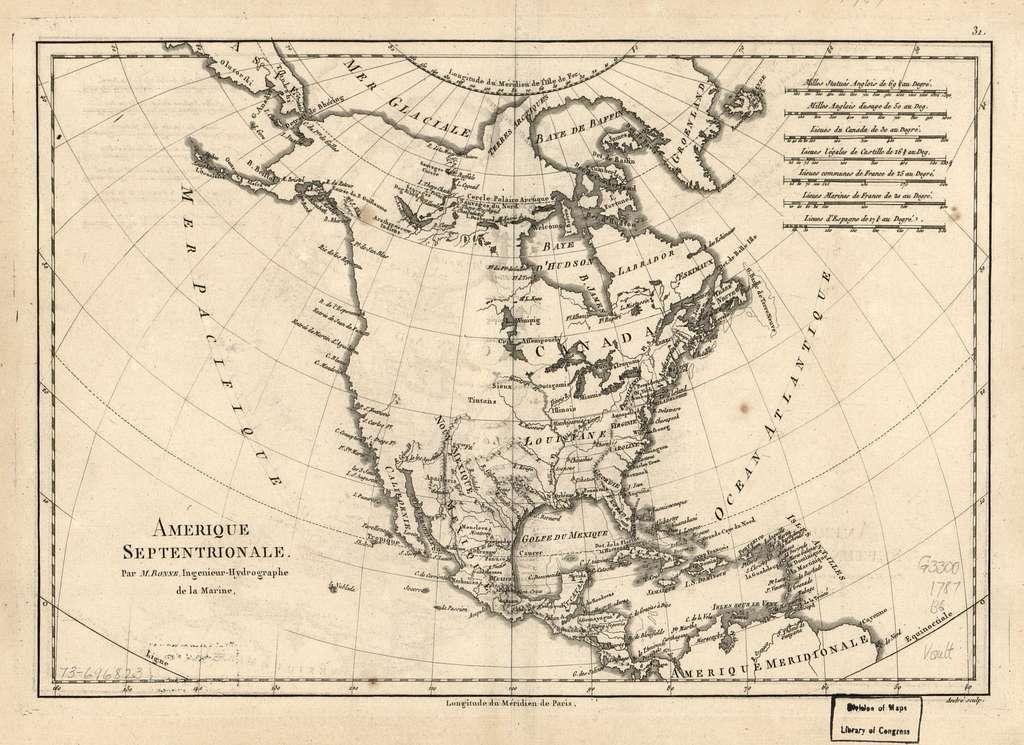 Amérique septentrionale.