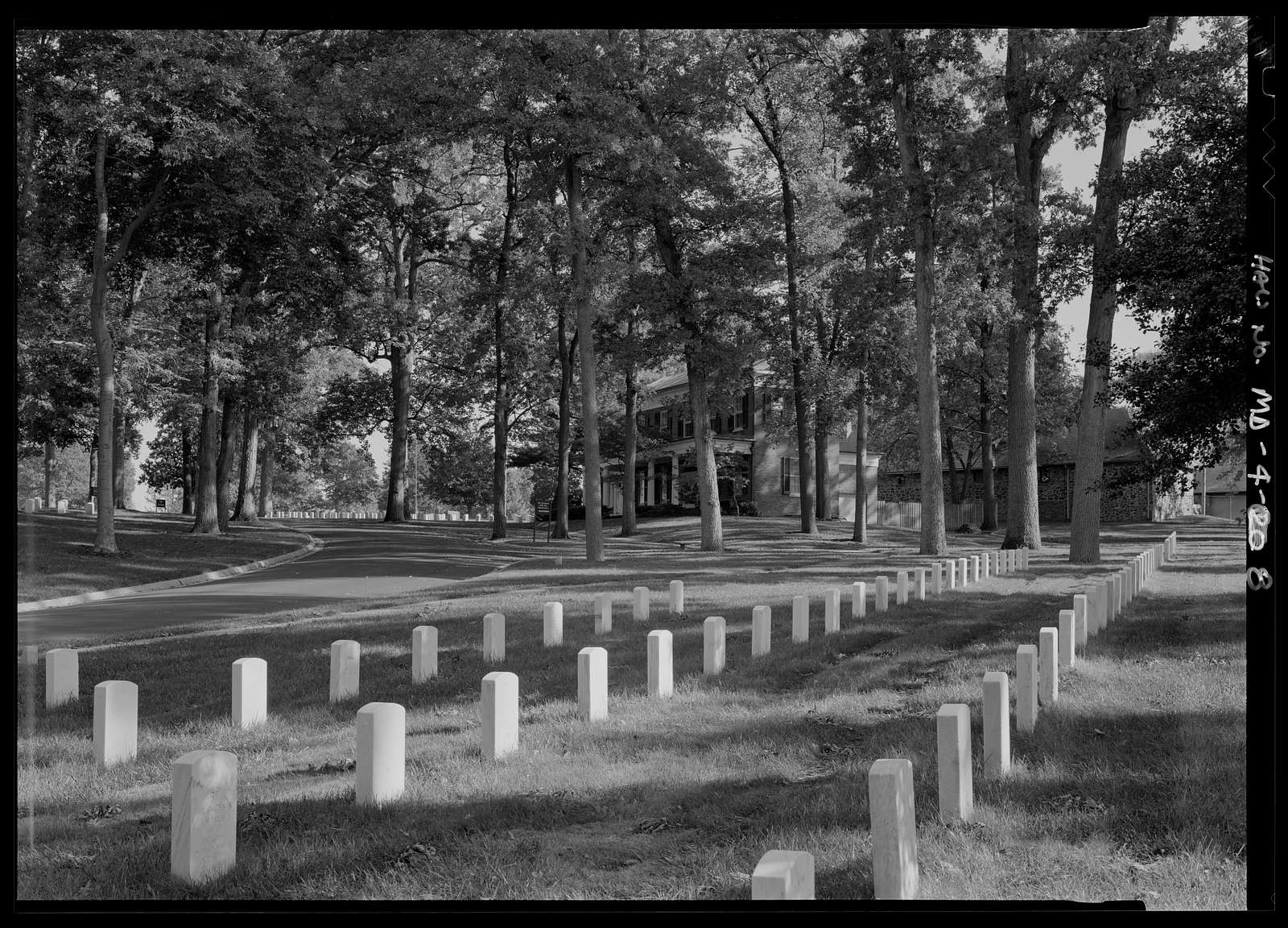 Baltimore National Cemetery, 5501 Frederick Avenue, Baltimore, Independent City, MD