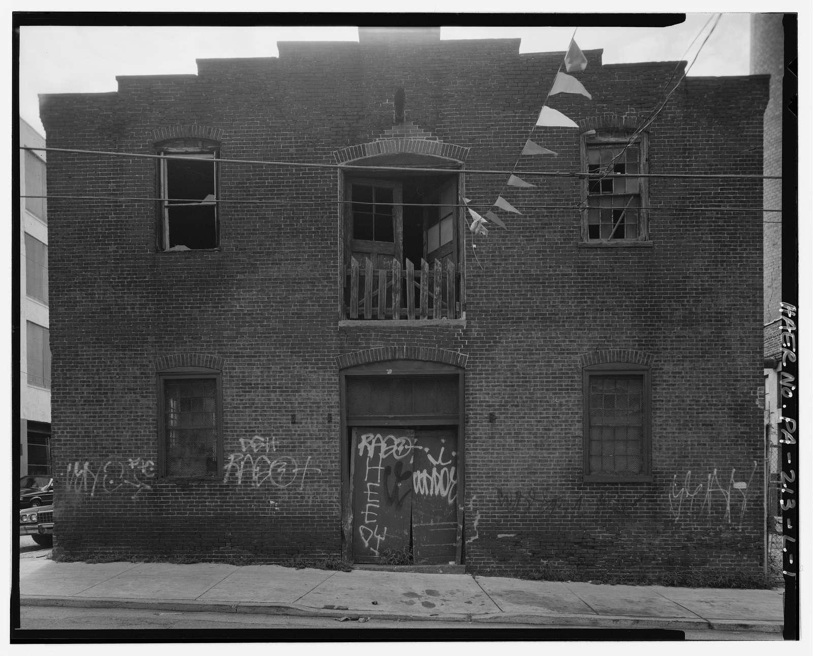 Daniel F. Waters Germantown Dye Works, Building L, 37-55 East Wister Street, Philadelphia, Philadelphia County, PA