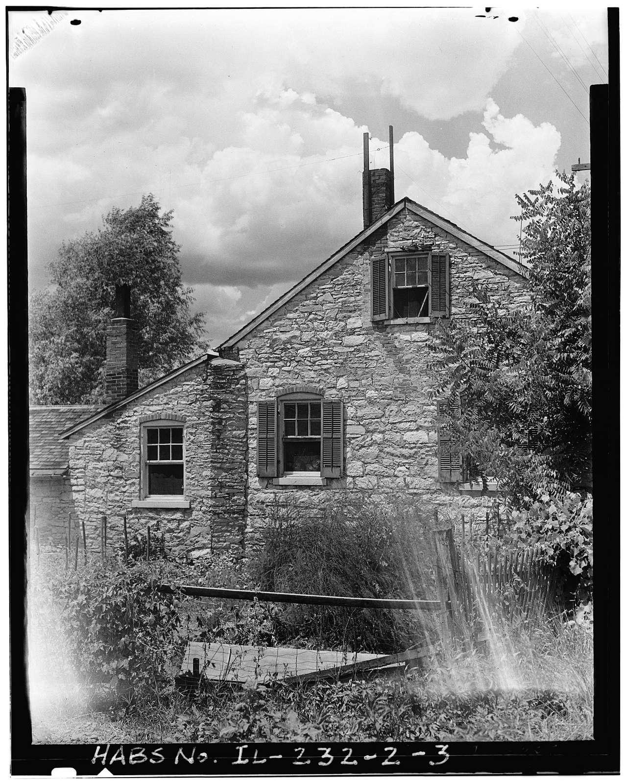 Emil Otto House, Main Street, Columbia, Monroe County, IL