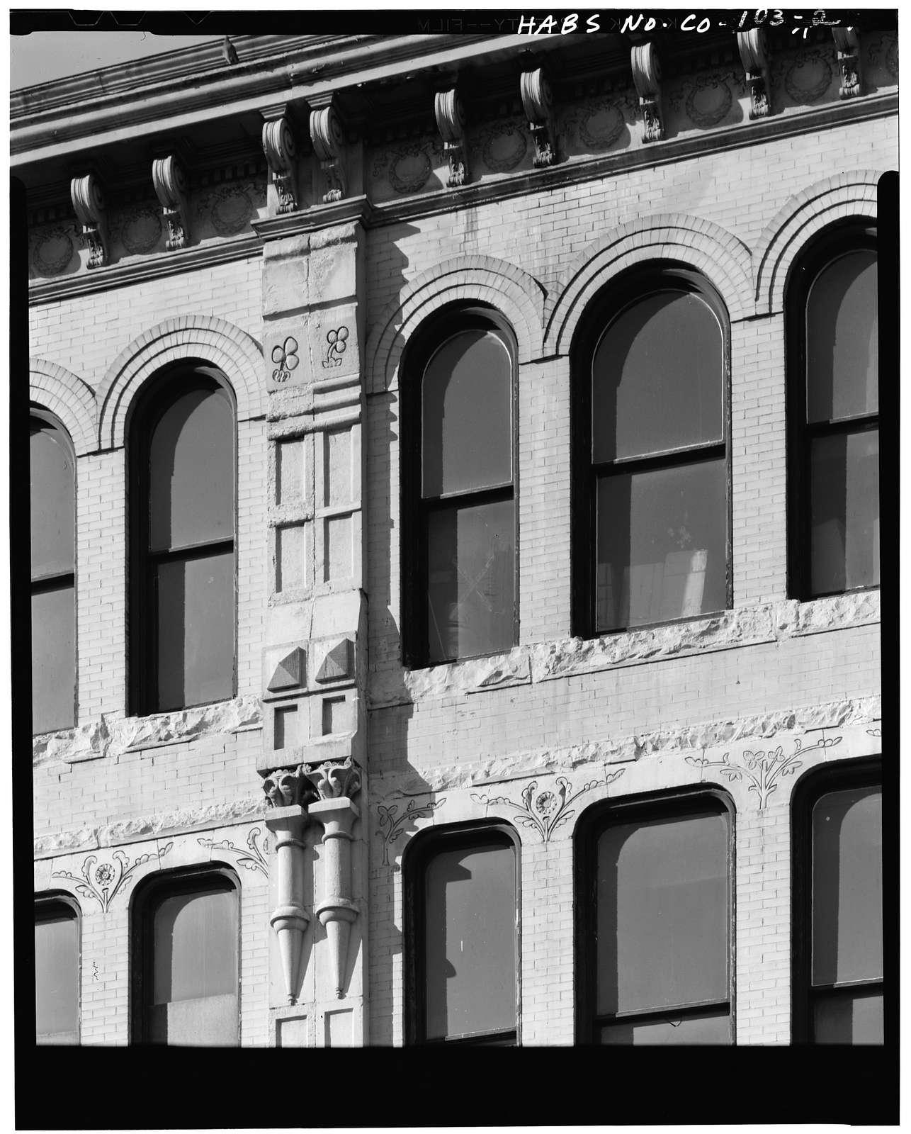 Western Novelty Company, 1725-1731 Lawrence Street, Denver, Denver County, CO