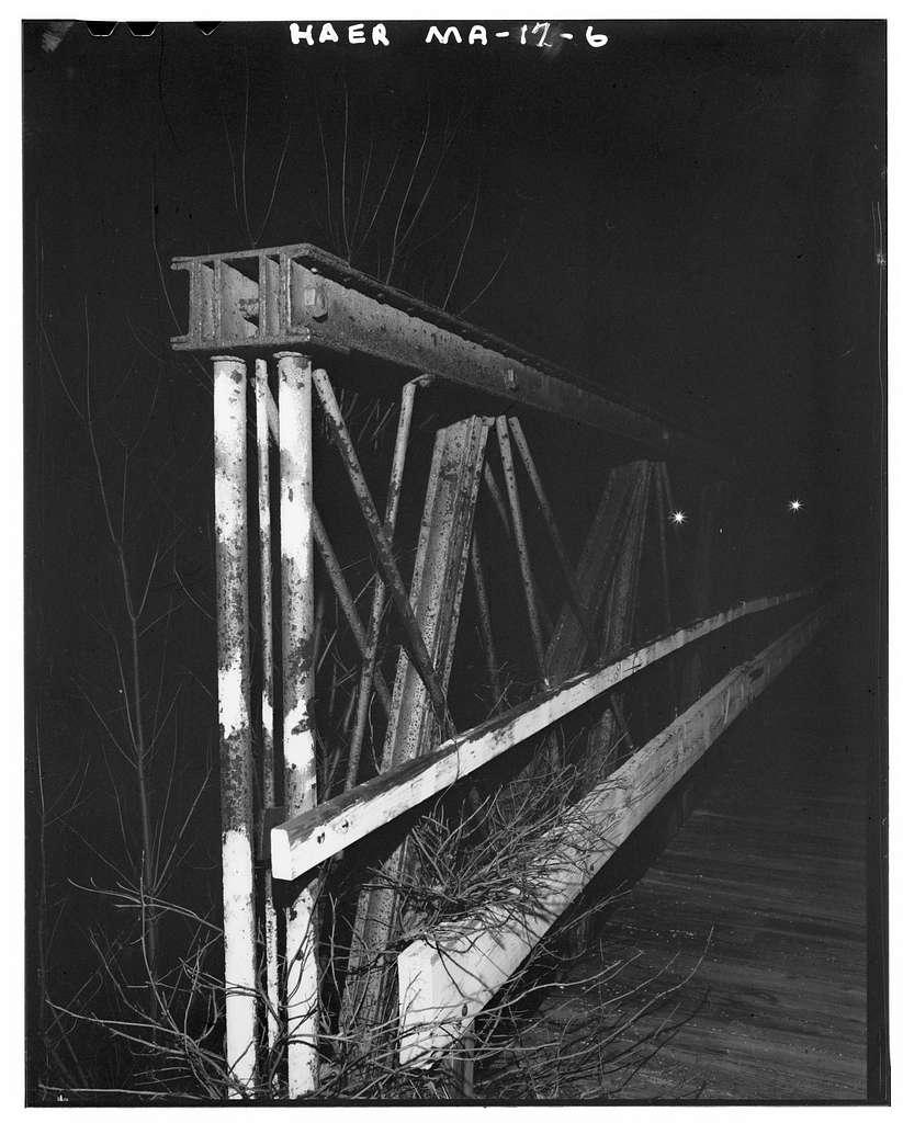 Atherton Bridge, Spanning Nashua River on Bolton Road, Lancaster, Worcester County, MA