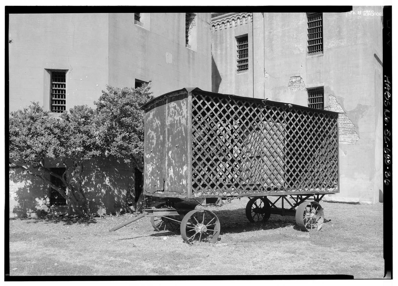 Charleston County Jail, 21 Magazine Street, Charleston, Charleston County, SC