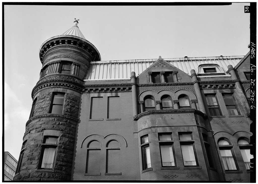Christian Heurich Mansion, 1307 New Hampshire Avenue Northwest, Washington, District of Columbia, DC