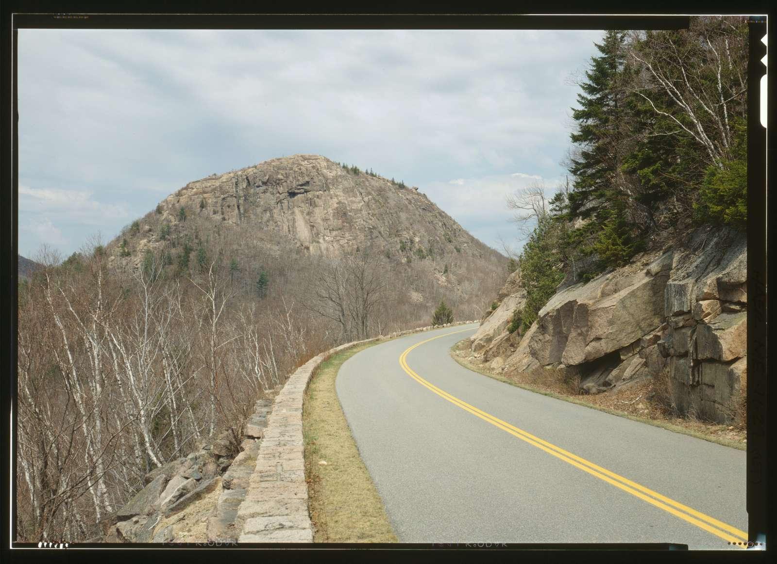 Acadia National Park Motor Roads, Bar Harbor, Hancock County, ME