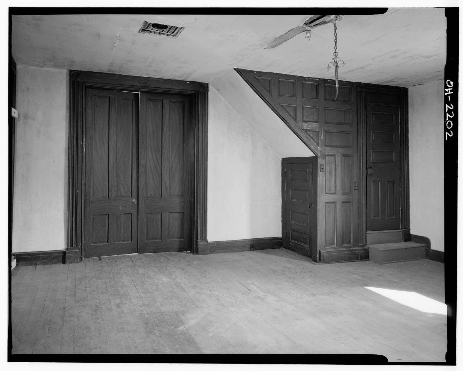 Moses McKay House, New Burlington Road, Corwin, Warren County, OH