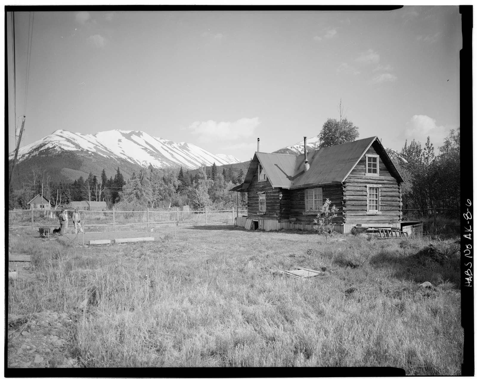 Village of Hope, Hope, Kenai Peninsula Borough, AK
